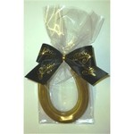 Golden Chocolate Horseshoe