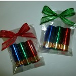 Chocolate Shotgun Shell Trio