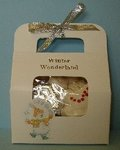 Chocolate Winter Wonderland Party Tote