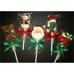 Mini Christmas Pops Set of 5