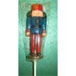 Chocolate Nutcracker Pop