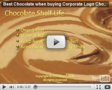 Best Chocolate when buying Corporate Logo Chocolate Gifts Video