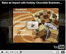 Make an Impact with Holiday Chocolate Business Gifts Video
