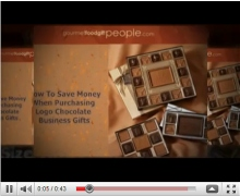 How to Save Money when Purchasing Logo Chocolate Business Gifts Video