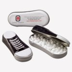 Sneaker Shaped Tin Filled with Mints