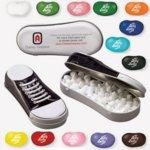 Sneaker Tin Filled with Jelly Belly (R) Jelly Beans