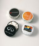 Snap-It Tin with Mints and Digitally Imprinted Color Lid