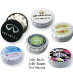 Snap-It Promotional Tin with Jelly Belly? Jelly Beans