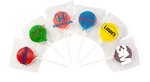 Assorted Lollipops with 1 Color Imprint (Assorted Flavors)