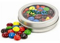 Jelly Belly? in Top-View Window Tin with Custom Imprint