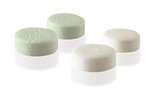 Individually Wrapped Custom Printed Soft Pastel Mints-Spearmint