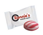 Individually Wrapped Custom Printed Peppermint Candy