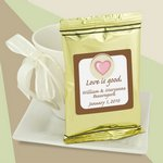 Personalized Wedding Coffee - Full Pot (gold bag)