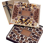 Chocolate Assortment Boxes Logo Chocolates