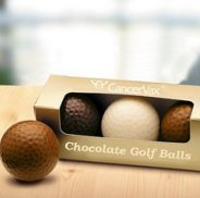 Chocolate Novelty Items Chocolate Golf Balls, Chocolate Stars, Easter Eggs, Chocolate Champagne Bottles