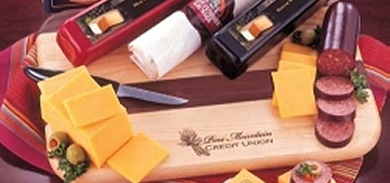 Gourmet Cheese and Meat Gifts