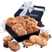 Fresh Maple Ridge Farms Cookies in Box with Your Logo