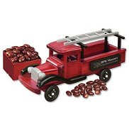Pick Up Truck Wooden Collectible Business Gift