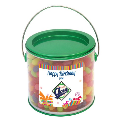 Jelly Beans in a Mini Pail   Business Food Gifts   Corporate