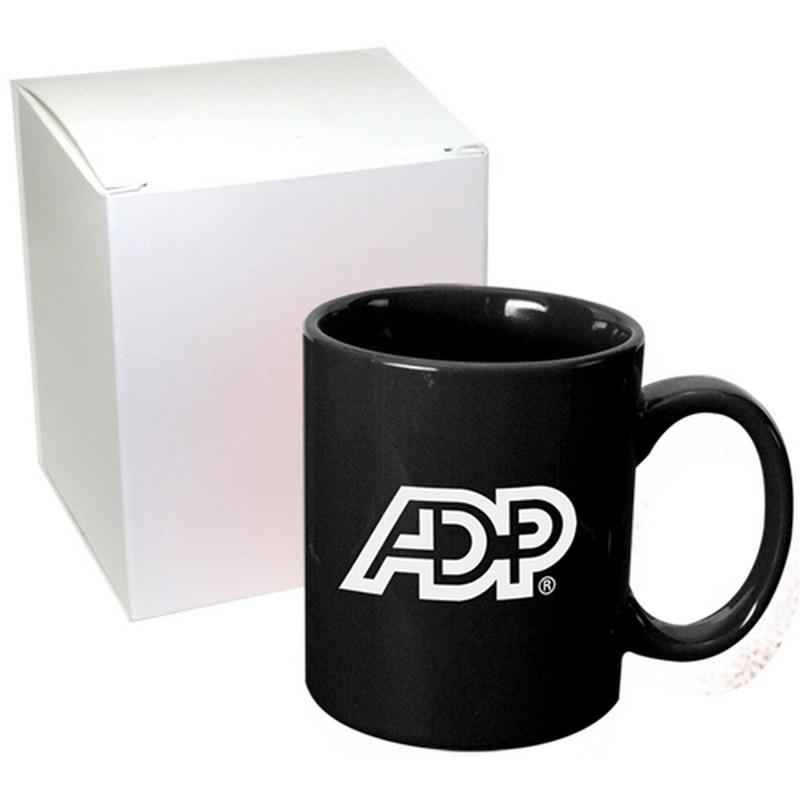 Custom Logo Coffee Mug Gift Box