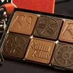 Chocolate Assortment with Clear Lid 12-Piece