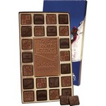 Custom Chocolate Assortment with Gift Lid 90-Piece