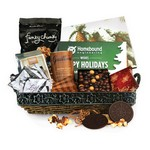 Belgian Chocolate and Coffee Gift Basket