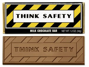 Think Safety Wrapper Bars - Stock No Logo