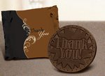 Thank You Sugar Cookie-Dark Chocolate - Stock