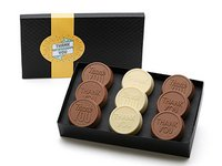 New! 9-Pack Thank You Chocolate Dipped Oreos