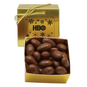 Chocolate Covered Almonds in Gift Box (2 oz)