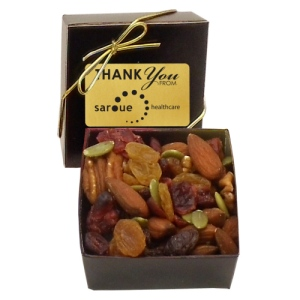 Cranberry Nut Mix in Ballotin Gift Box (2 oz.)