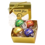 Swiss Chocolate Lindor Truffles in Gift Box (4)