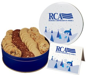 Gourmet Classic Cookie Assortment - Large Tin