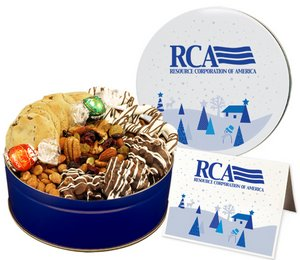 Cool Classic Cookie Gift Assortment in Regular Size Gift Tin