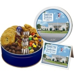 Deluxe Chocolate and Cookie Assortment - Regular Tin