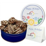 Chocolate Peanut Clusters (14 oz. in Small Tin)