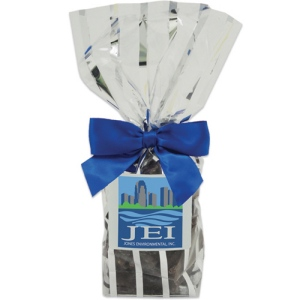 Milk Chocolate Covered Almonds in a Decorative Gift Bag (10 oz.)
