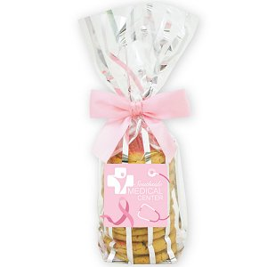 Classic Cookie Flavor in a Decorative Gift Bag (10 cookies)