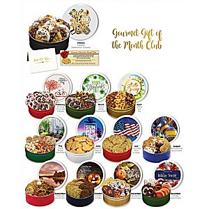 Gift of thr Month Club 12 Month