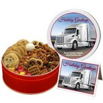 Heat Wave Cookie and Nut Assortment for Year round Gift Giving SM