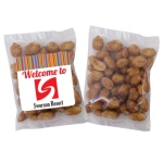 Honey Roasted Peanuts Individually Packaged with Label (1 oz.)