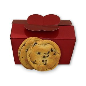 Gourmet Chocolate Chip Cookies in Touch Gift Box (5)