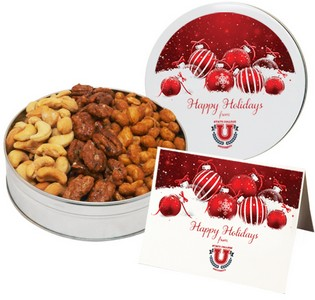 Deluxe Gourmet Nuts (9 oz. in Small Tin)