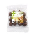 Snack Bag with Chocolate. Raisins