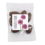 Snack Bag with Chocolate. Almonds