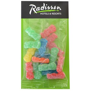 Billboard Bag with Sour Patch Kids
