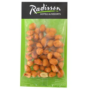 Bag with Honey Roasted Peanuts