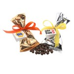 Mug Stuffer with Chocolate Covered Raisins
