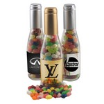 Champagne Bottle with Jelly Bellies
